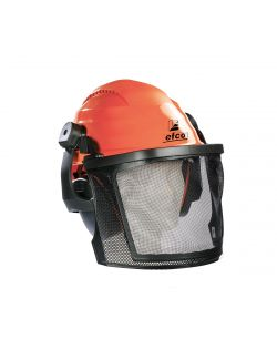 Efco chainsaw forestry helmet
